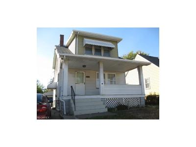 Cleveland Single Family Home For Sale: 4622 East 88th St
