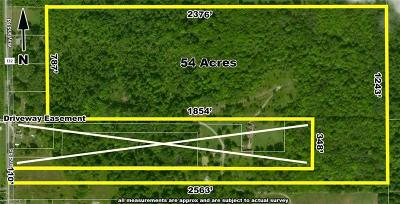 Residential Lots & Land For Sale: 2390 Wayland Rd