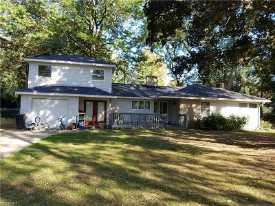 Madison Single Family Home For Sale: 1725 Heather Rd