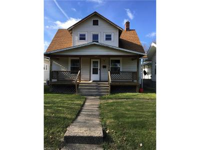 Zanesville Single Family Home For Sale: 785 Larzelere Ave