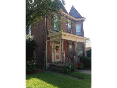 Zanesville Single Family Home For Sale: 726 Putnam Ave