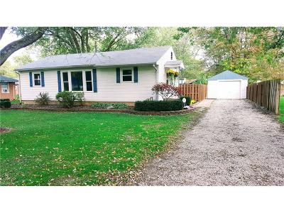 Madison Single Family Home For Sale: 1503 Mohawk Dr