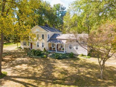 Mantua Single Family Home For Sale: 12703 Sheldon Rd