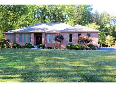 Warren Single Family Home For Sale: 9949 King Graves Rd Northeast