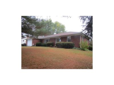 Zanesville Single Family Home For Sale: 3171 Arrow Point Dr