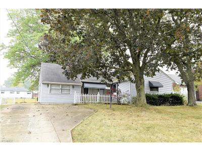 Boardman Single Family Home For Sale: 4851 Grover Dr