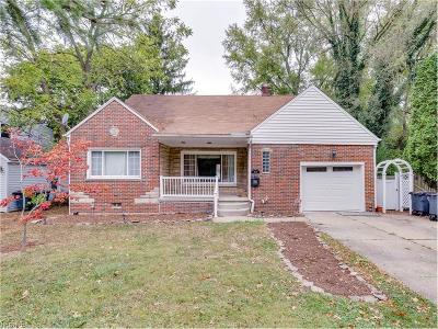 Summit County Single Family Home For Sale: 2045 Wiltshire Rd