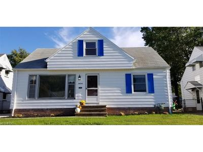 Wickliffe Single Family Home For Sale: 29712 Phillips Ave