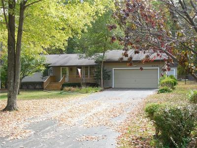 Hubbard Single Family Home For Sale: 2535 Anthony Cir