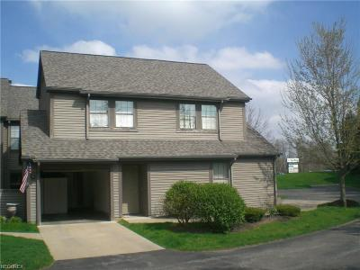 Canfield Condo/Townhouse For Sale: 4072 Saint Andrews Ct