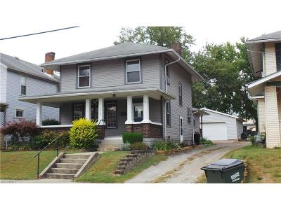 Guernsey County Single Family Home For Sale: 1519 Blaine Ave