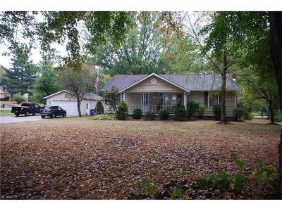 Kent Single Family Home For Sale: 5831 Powdermill Rd