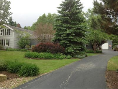 Concord Single Family Home For Sale: 7538 Ravenna Rd