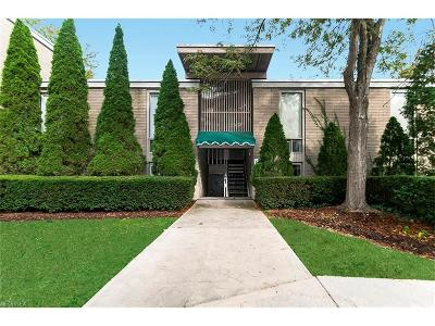 Brecksville, Broadview Heights Condo/Townhouse For Sale: 6620 Chaffee Ct #2-J