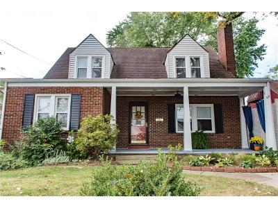 Vienna Single Family Home For Sale: 614 27th St