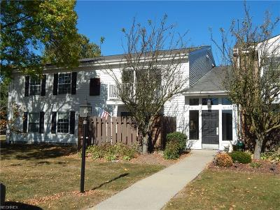 Olmsted Falls Condo/Townhouse For Sale: 26187 Raintree Blvd #C5