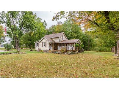 Thompson Single Family Home For Sale: 15221 Thompson Rd