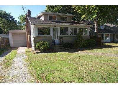Mentor Single Family Home For Sale: 7338 Little Mountain Rd