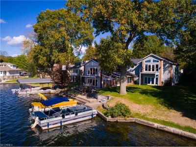 Summit County Single Family Home For Sale: 3372 Waterside Dr