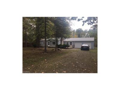 Mantua Single Family Home For Sale: 2654 Mennonite Rd