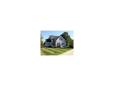 Brimfield Single Family Home For Sale: 2490 Duck Pond