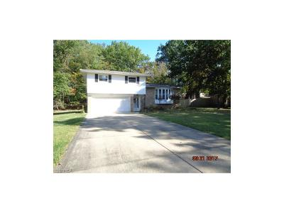 North Royalton Single Family Home For Sale: 4524 Oakridge Dr