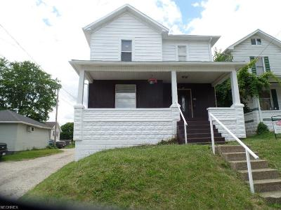 Guernsey County Single Family Home For Sale: 350 Woodlawn Ave