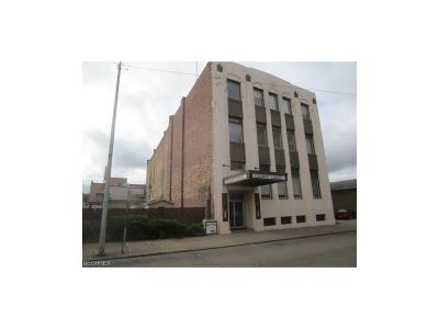 Muskingum County Commercial For Sale: 25 North 3rd St