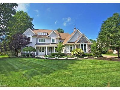Avon, Avon Lake Single Family Home For Sale: 596 Buckhead