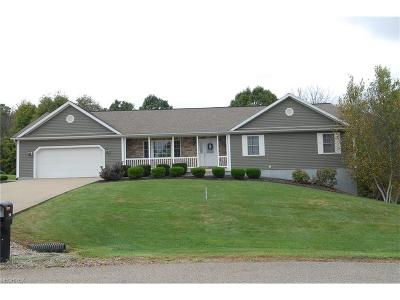 Single Family Home For Sale: 7295 Cassies Way
