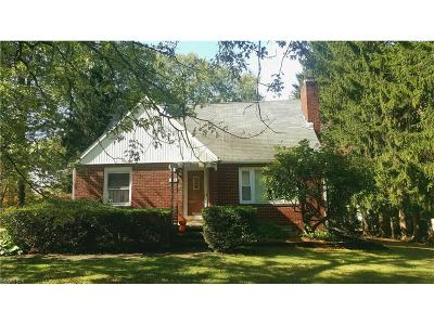 Wadsworth Single Family Home For Sale: 276 Westview Ave
