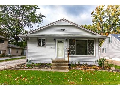 Eastlake Single Family Home For Sale: 33861 Willowick Dr