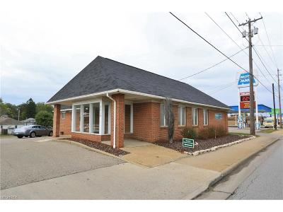 Zanesville Commercial For Sale: 2315 Maple Ave