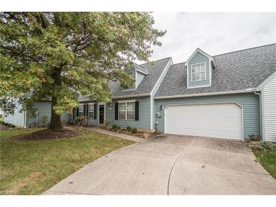 Strongsville OH Single Family Home For Sale: $125,000