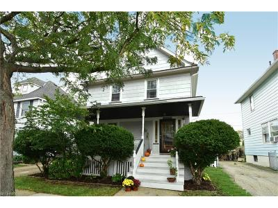 Lakewood Single Family Home For Sale: 1601 Olivewood Ave