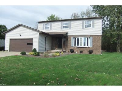 Strongsville OH Single Family Home For Sale: $219,900