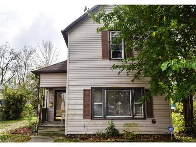 Berea Single Family Home For Sale: 45 Lincoln Ave