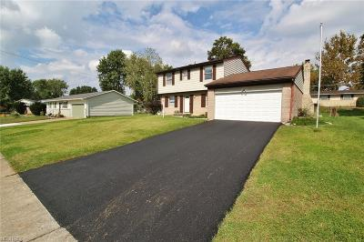 Zanesville Single Family Home For Sale: 3292 Fairway Ln