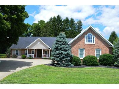 Marietta Single Family Home For Sale: 120 Masonic Park Rd