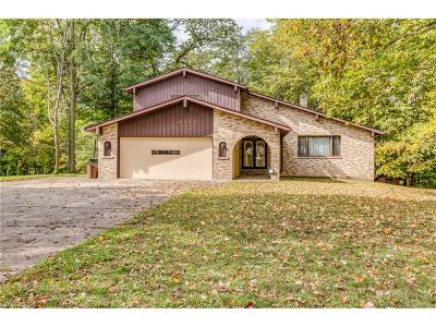 Willoughby Hills Single Family Home For Sale: 2448 River Rd