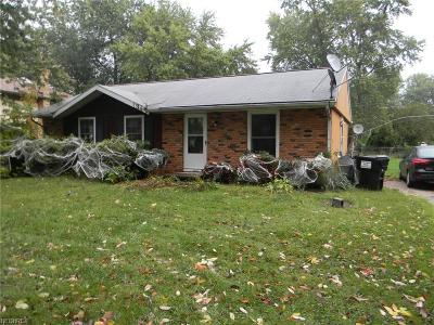 Madison Single Family Home For Sale: 1345 Oxford Dr