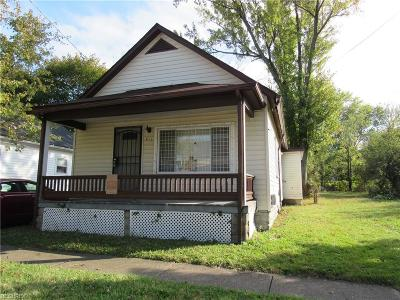 Lorain Single Family Home For Sale: 411 West 17th St