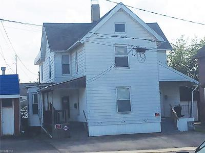 Girard Multi Family Home For Sale: 9 Stambaugh St