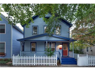 Cleveland Single Family Home For Sale: 3022 Bridge Ave