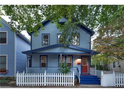 Single Family Home For Sale: 3022 Bridge Ave