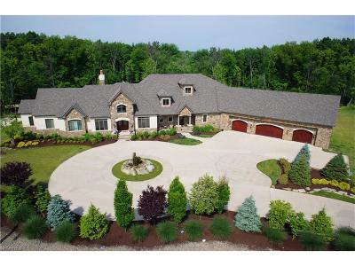 Strongsville OH Single Family Home For Sale: $2,199,000