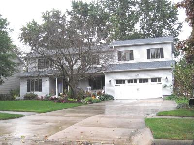 Wadsworth Single Family Home For Sale: 693 Hidden Valley Dr