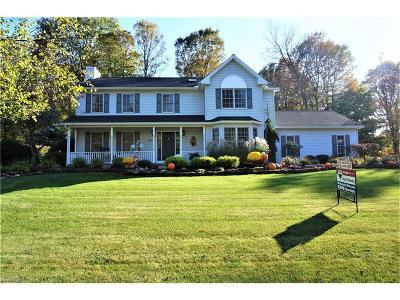 Garrettsville Single Family Home For Sale: 8233 Garfield Dr