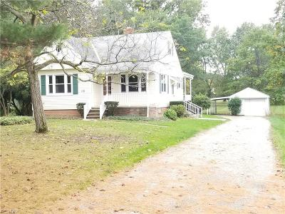 Richmond Heights Single Family Home For Sale: 170 Brush Rd