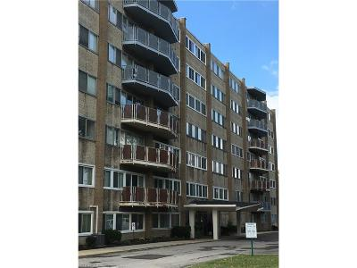 Parma Heights Condo/Townhouse For Sale: 6640 Pearl Rd #110